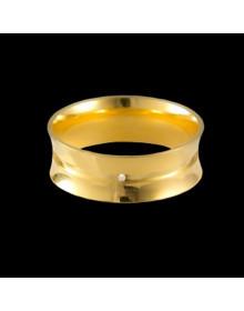 Aliancas de Ouro Concavas e Anatomicas - Alianças de Casamento e Noivado