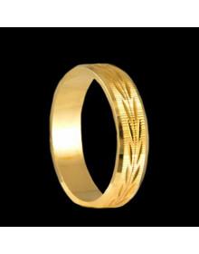 Aliancas de Ouro Noivado e Casamento 5mm