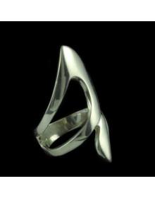 Anel Feminino Ajustavel em Prata nº 14 ao 20 – Jóias de Prata