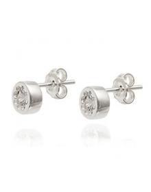 Brincos da Moda Pequenos Delicados - Joias em Prata