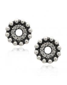 Brincos da Moda Pequenos - Joias em Prata