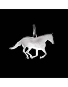 Pingente de Cavalo Correndo