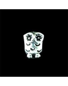 Pingente Coruja Pandora - Joias de Prata