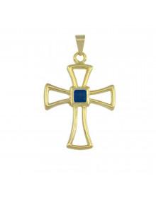 Pingente de Cruz Azul