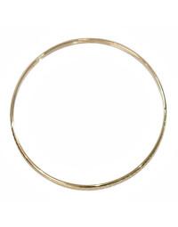 Bracelete Fino Dourado Folheado a Ouro 18k