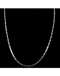Corrente de Prata Masculina Cartier 50 cm 2,9 mm
