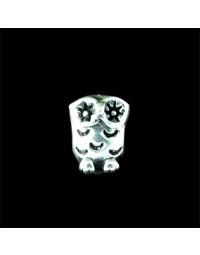 Pingente Corujade Prata Pandora Inspired